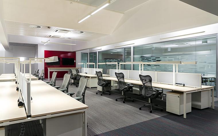 Дизайн офиса. офисы из проекта , фото №60582