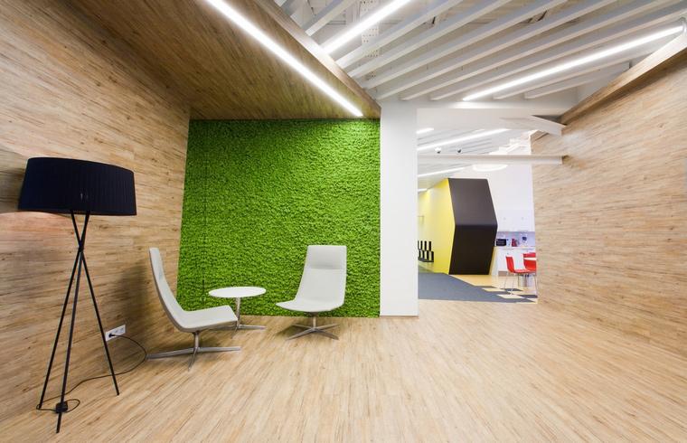 Фото № 61592 офисы  Дизайн офиса