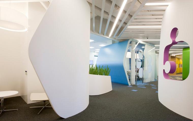 Фото № 61599 офисы  Дизайн офиса