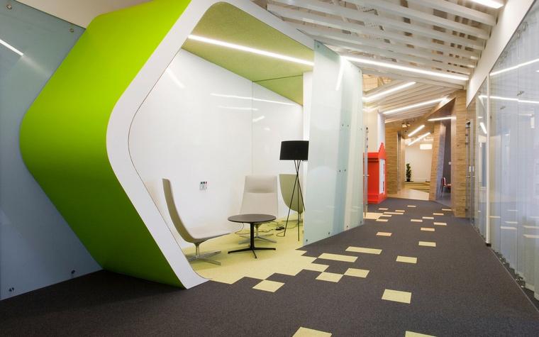 Фото № 61608 офисы  Дизайн офиса