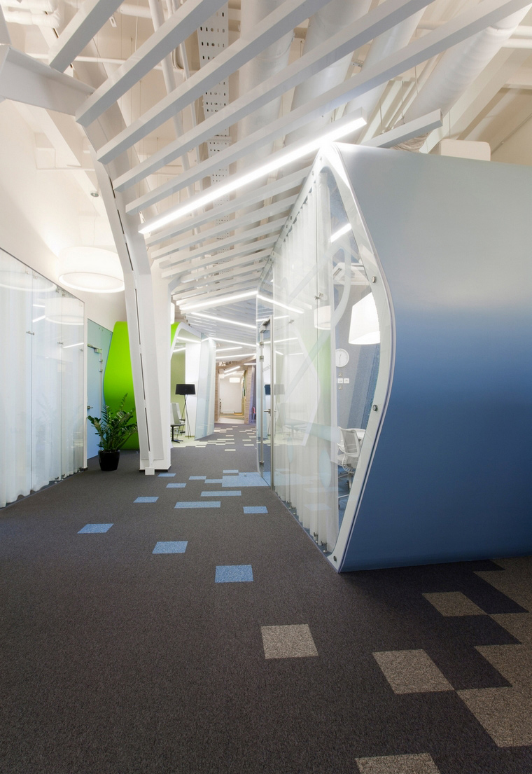 Фото № 61580 офисы  Дизайн офиса