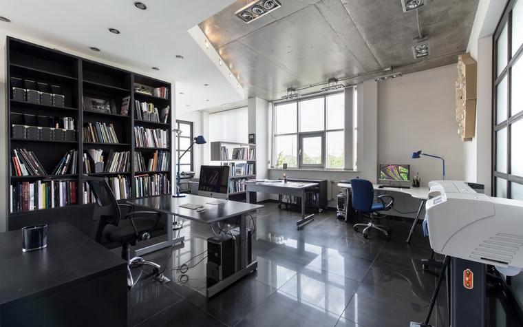 Дизайн офиса. офисы из проекта , фото №61900