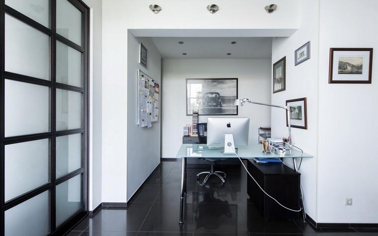 Дизайн офиса. офисы из проекта , фото №61891