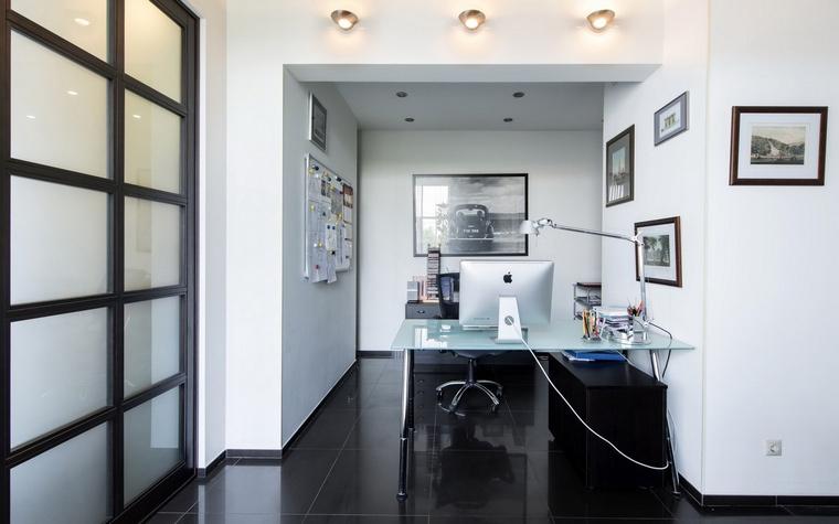 Дизайн офиса. офисы из проекта , фото №61892