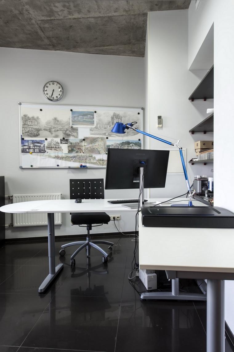 Дизайн офиса. офисы из проекта , фото №61898