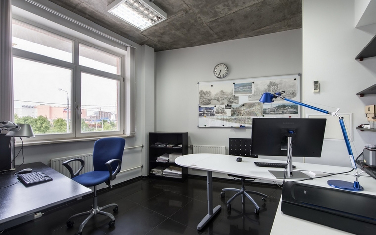Дизайн офиса. офисы из проекта , фото №61899
