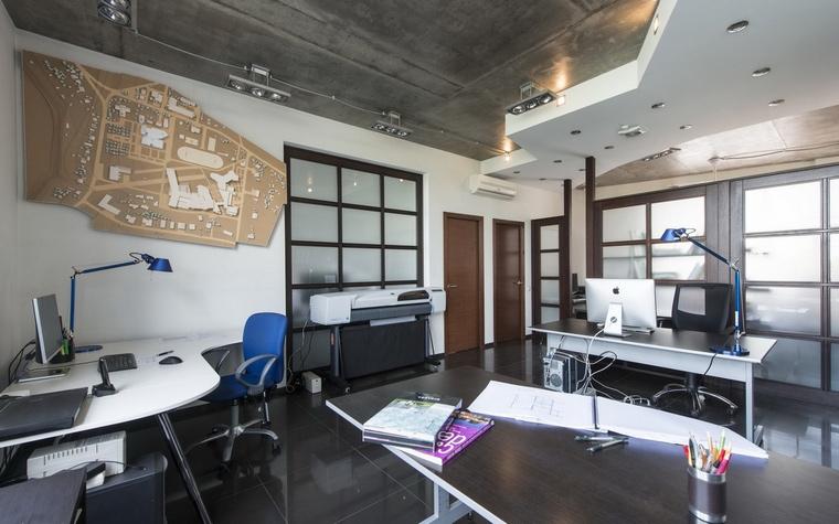Дизайн офиса. офисы из проекта , фото №61884