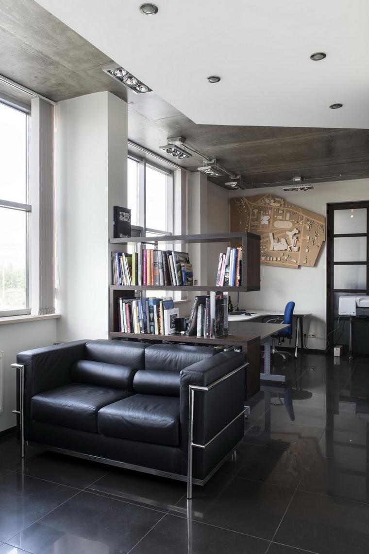 Дизайн офиса. офисы из проекта , фото №61885