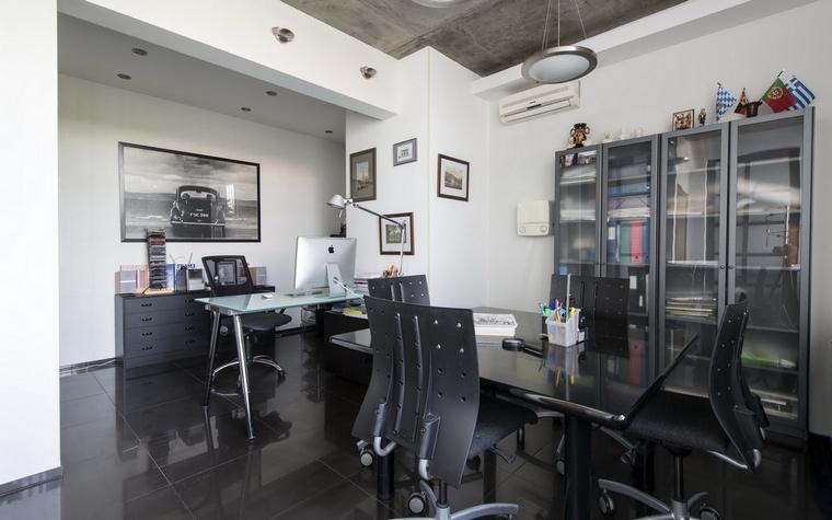 Дизайн офиса. офисы из проекта , фото №61887