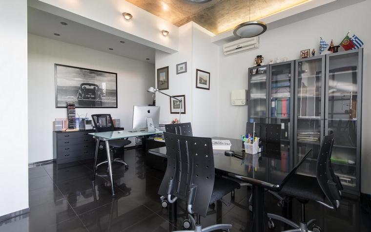 Дизайн офиса. офисы из проекта , фото №61888