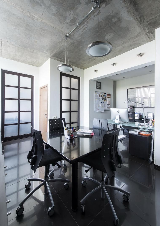 Дизайн офиса. офисы из проекта , фото №61889