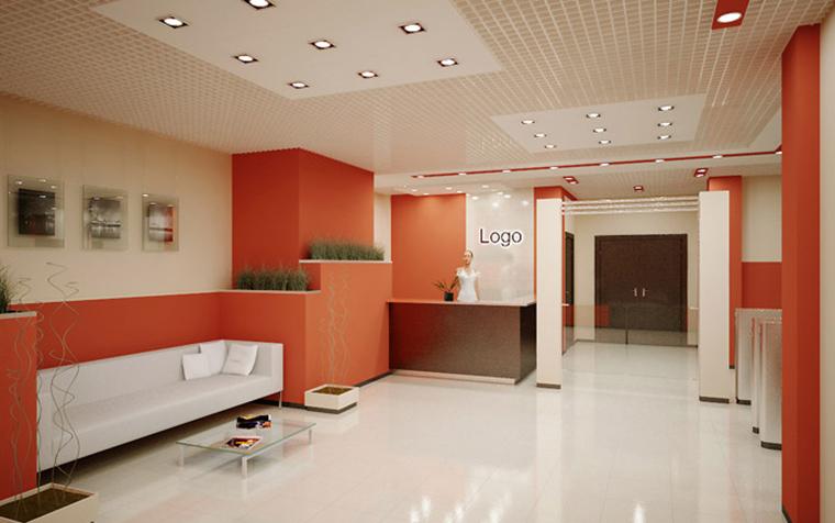 Дизайн офиса. офисы из проекта , фото №1978