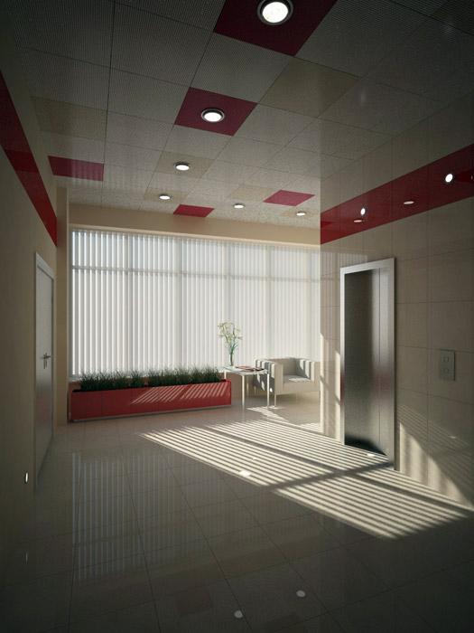 Дизайн офиса. офисы из проекта , фото №1979