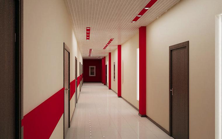 Дизайн офиса. офисы из проекта , фото №1980