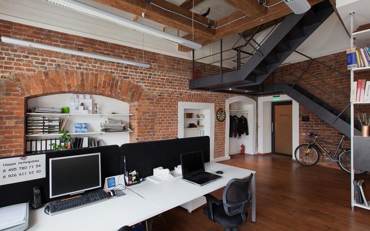Дизайн офиса. офисы из проекта , фото №62696