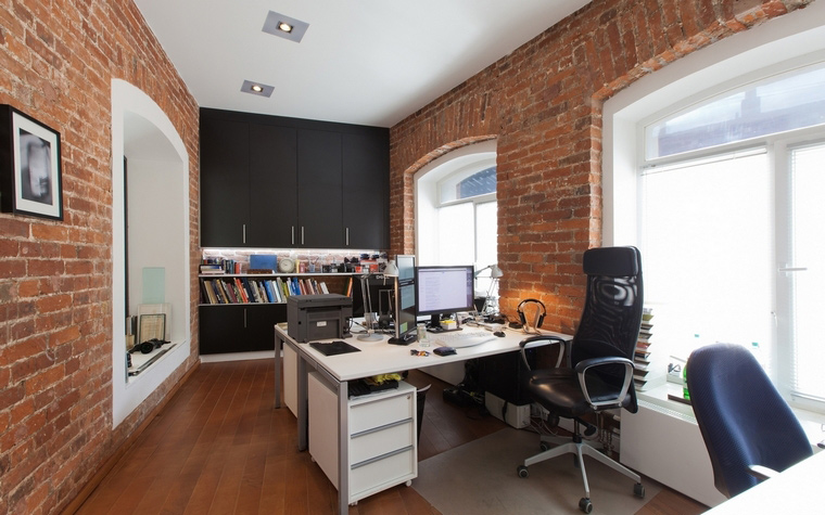 Дизайн офиса. офисы из проекта , фото №62697