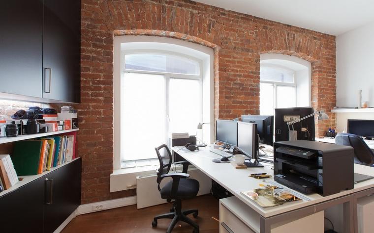 Дизайн офиса. офисы из проекта , фото №62698