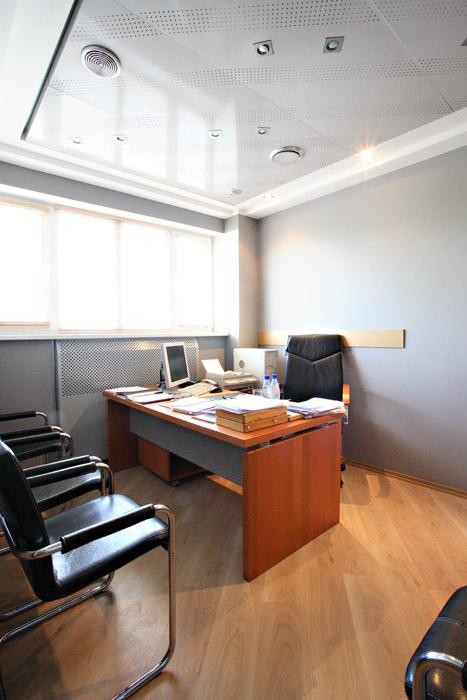 Дизайн офиса. офисы из проекта , фото №1998