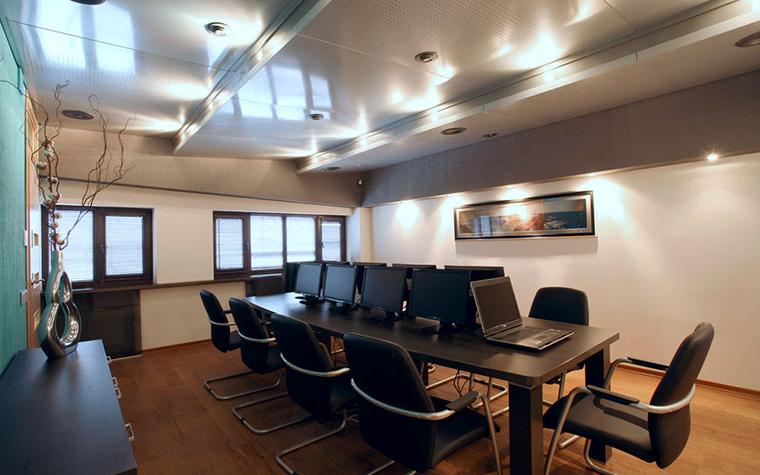 Дизайн офиса. офисы из проекта , фото №2006