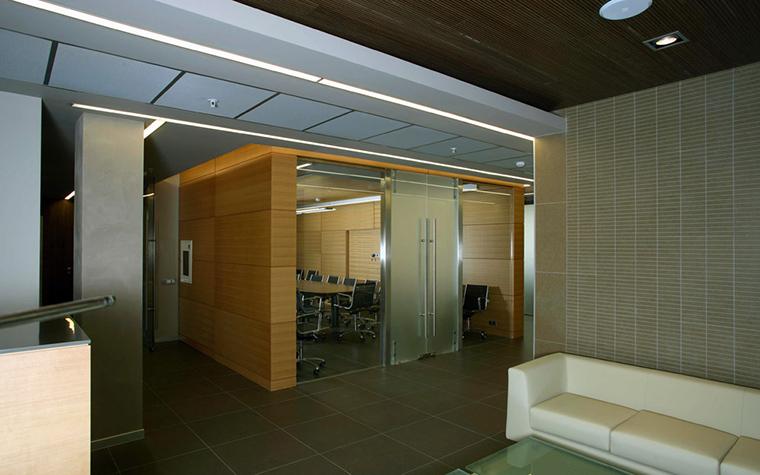 Дизайн офиса. офисы из проекта , фото №2137