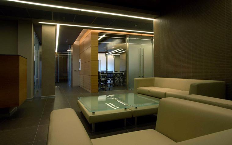 Дизайн офиса. офисы из проекта , фото №2160