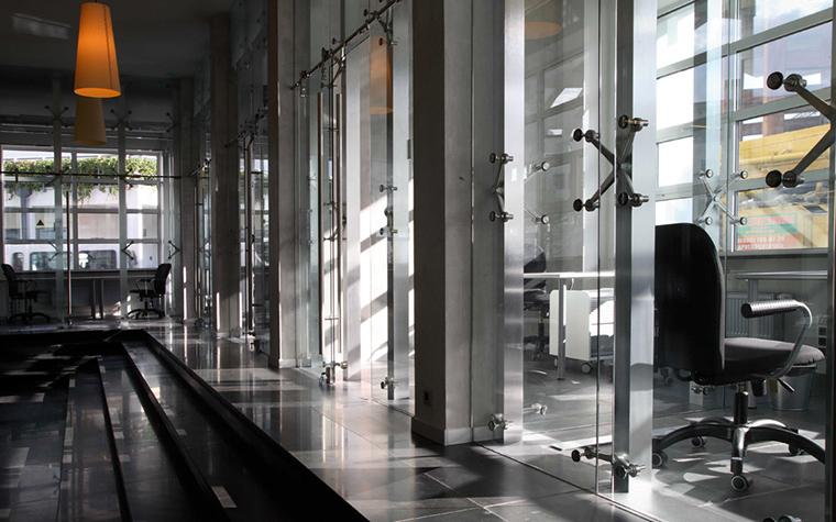 Дизайн офиса. офисы из проекта , фото №2169