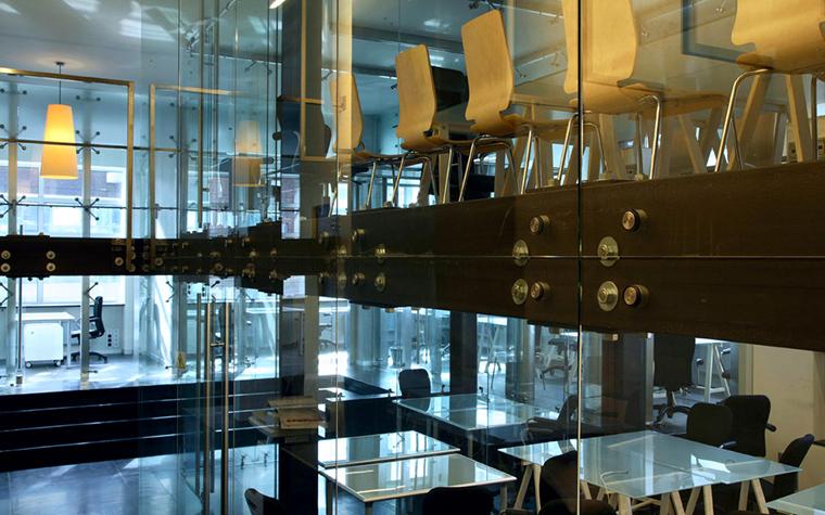 Дизайн офиса. офисы из проекта , фото №2170