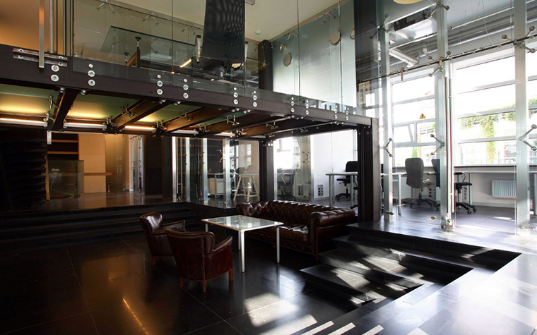 Дизайн офиса. офисы из проекта , фото №2171