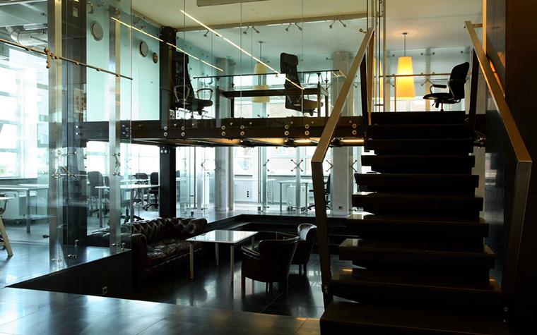 Дизайн офиса. офисы из проекта , фото №2175