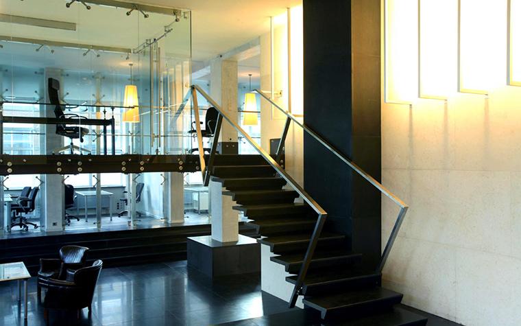 Дизайн офиса. офисы из проекта , фото №2176