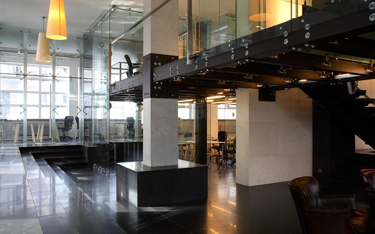 Дизайн офиса. офисы из проекта , фото №2177
