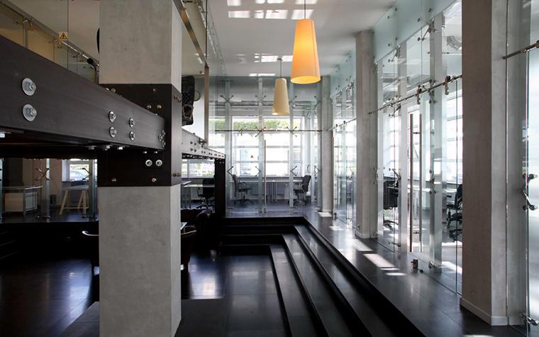 Дизайн офиса. офисы из проекта , фото №2184