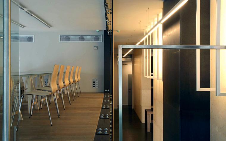 Дизайн офиса. офисы из проекта , фото №2188