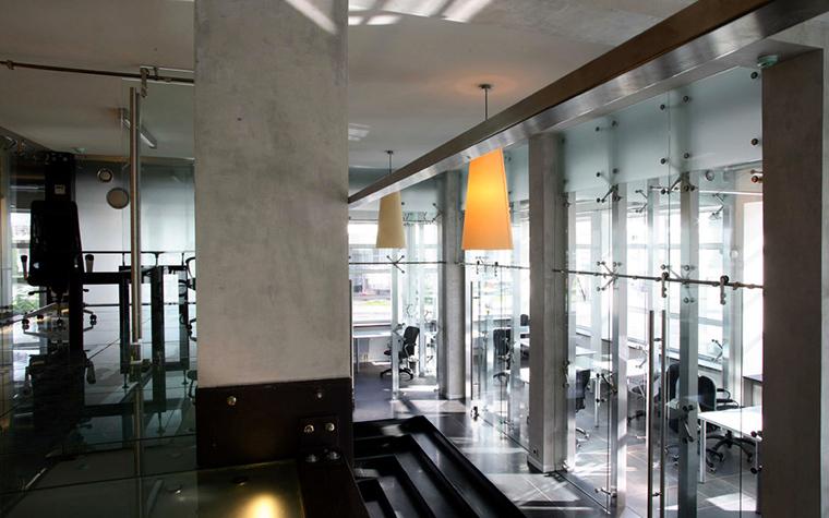 Дизайн офиса. офисы из проекта , фото №2190