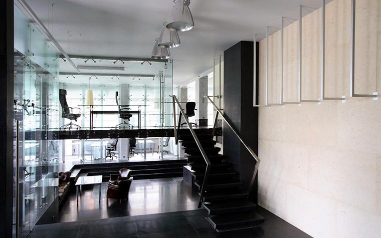 Дизайн офиса. офисы из проекта , фото №2192