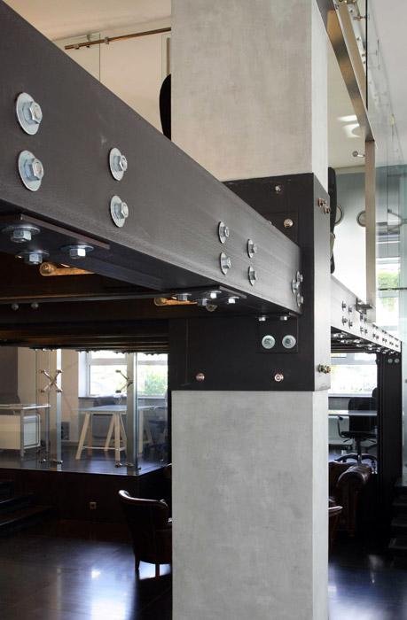 Дизайн офиса. офисы из проекта , фото №2199