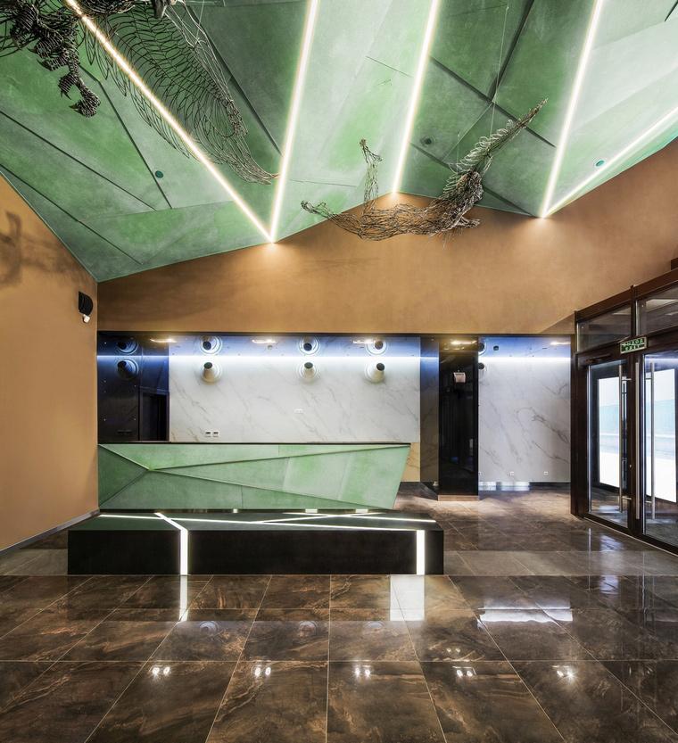 Фото № 63899 офисы  Дизайн офиса