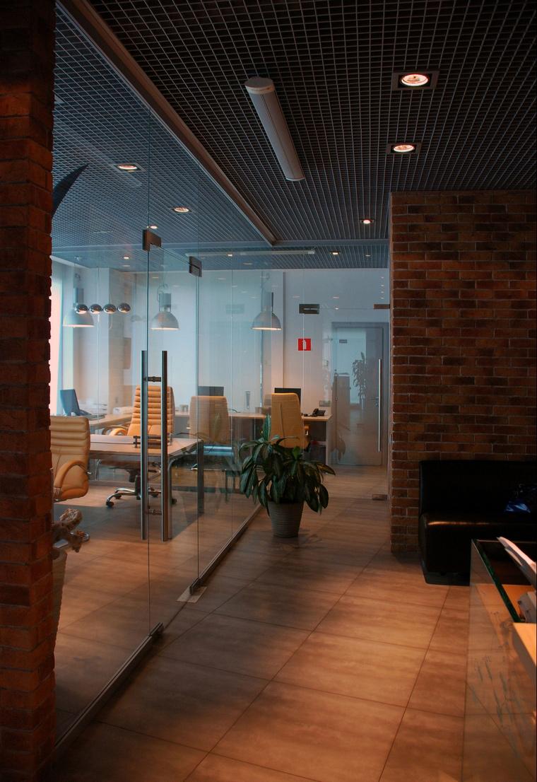 Фото № 64019 офисы  Дизайн офиса
