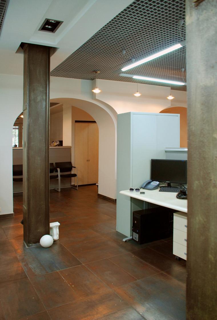 Дизайн офиса. офисы из проекта , фото №64141