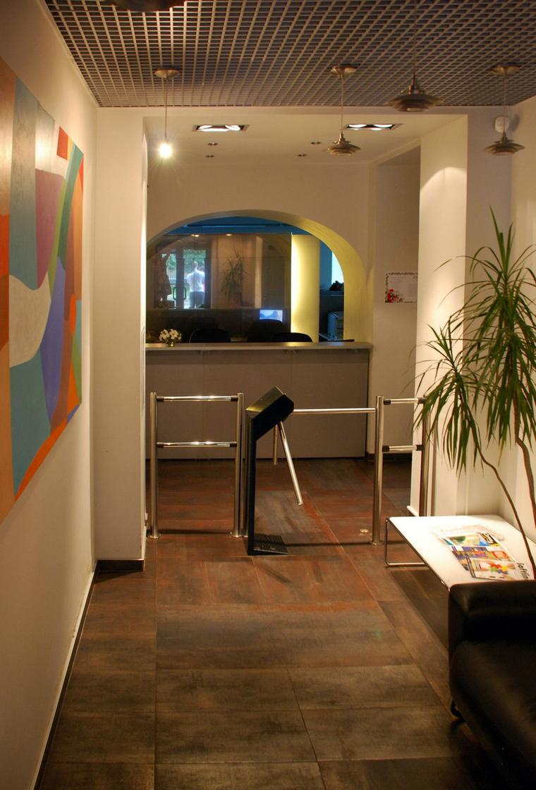 Дизайн офиса. офисы из проекта , фото №64142
