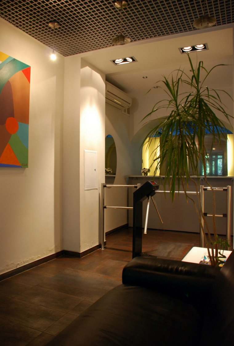Дизайн офиса. офисы из проекта , фото №64143