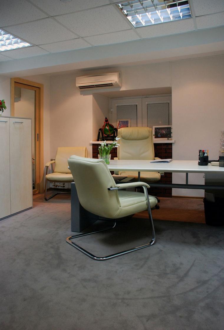 Дизайн офиса. офисы из проекта , фото №64145