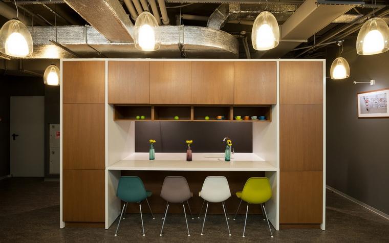 Дизайн офиса. офисы из проекта , фото №64807