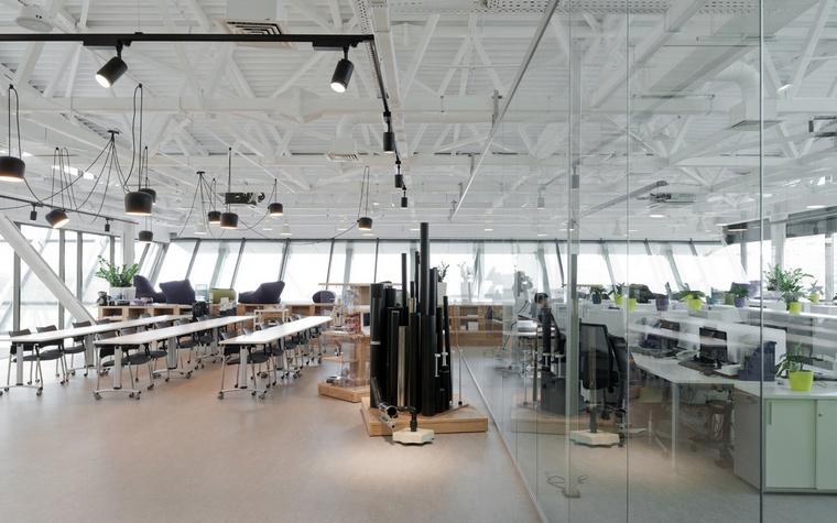 Дизайн офиса. офисы из проекта , фото №64806