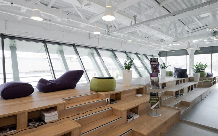 Дизайн офиса. офисы из проекта , фото №64808