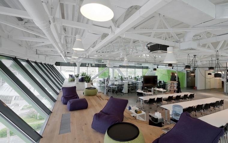 Дизайн офиса. офисы из проекта , фото №64809