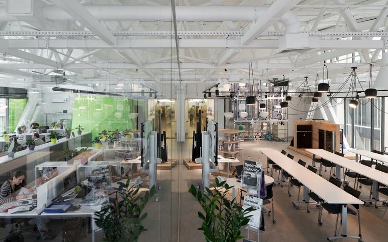Дизайн офиса. офисы из проекта , фото №64810