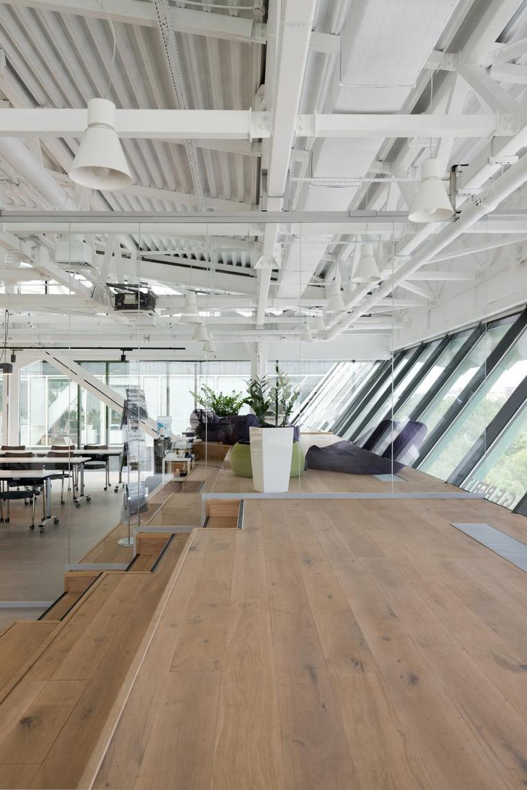 Дизайн офиса. офисы из проекта , фото №64811