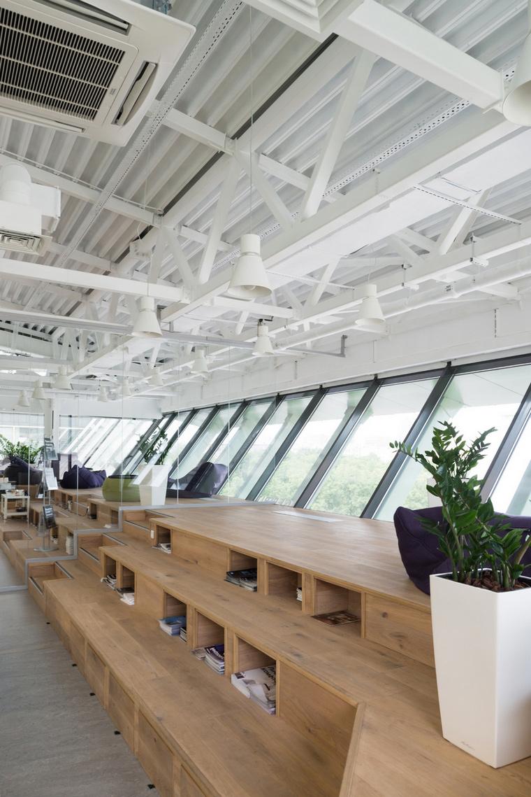 Дизайн офиса. офисы из проекта , фото №64812