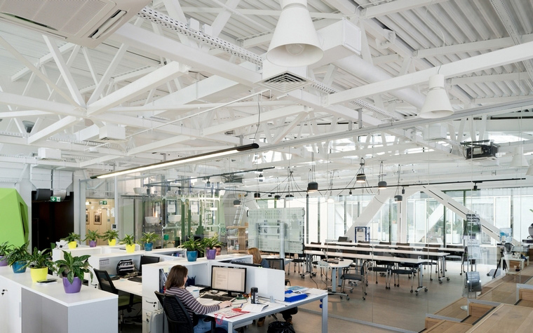 Дизайн офиса. офисы из проекта , фото №64813